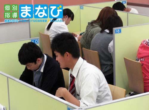 個別指導まなびの教室風景1
